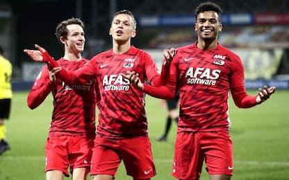 VVV-Venlo-AZ 1-4