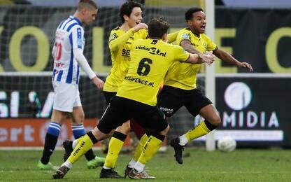 VVV-Venlo-sc Heerenveen 1-1