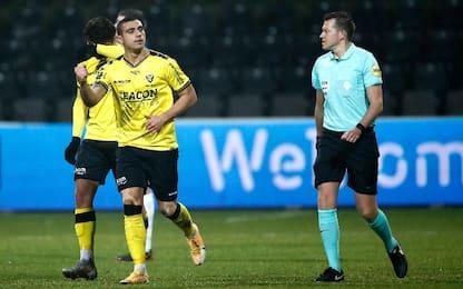 VVV-Venlo-Vitesse 4-1