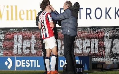 Willem II-ADO Den Haag 1-1