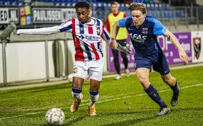 Willem II-AZ 0-1