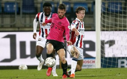 Willem II-FC Utrecht 0-6