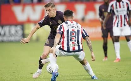 Willem II-FC Groningen 2-1