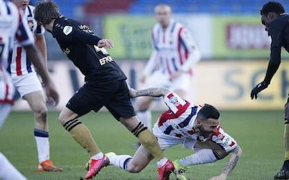 Willem II-sc Heerenveen 3-1
