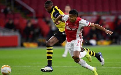 Ajax-Young Boys 3-0