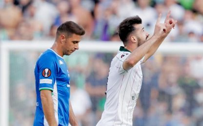 Betis-Celtic 4-3