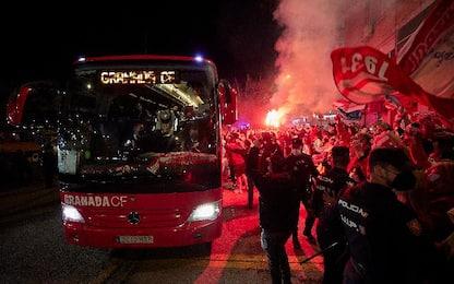 Granada CF-Napoli 2-0