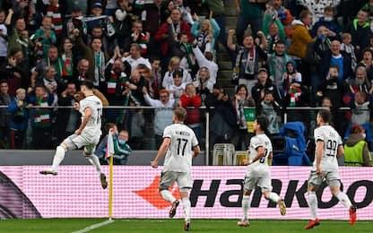 Legia Varsavia-Leicester 1-0
