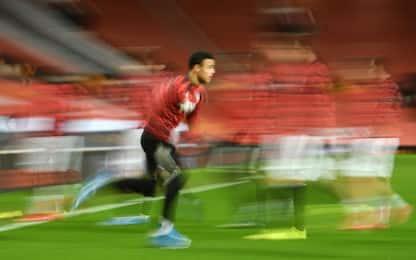 Man United-Real Sociedad 0-0