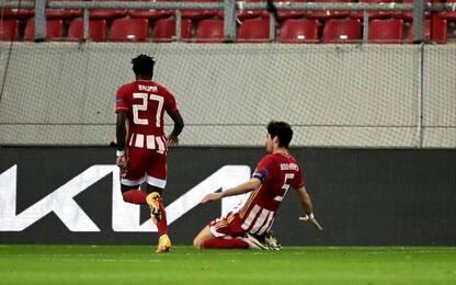 Olympiakos-PSV 4-2