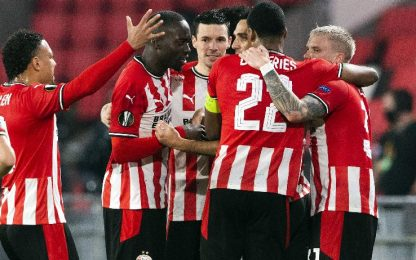 PSV-Olympiakos 2-1
