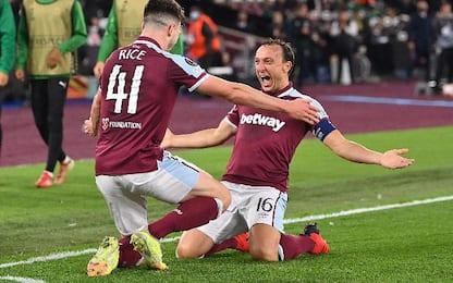 West Ham-Rapid Vienna 2-0
