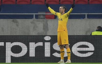 Wolfsberger-Tottenham 1-4