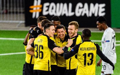 Young Boys-Leverkusen 4-3