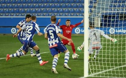 Alaves-Osasuna 0-1