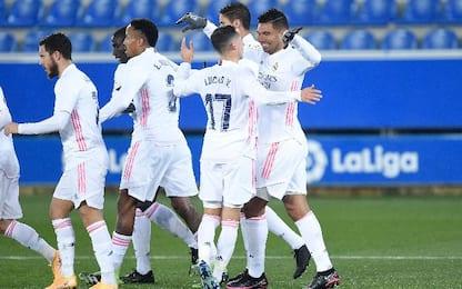 Alaves-Real Madrid 1-4