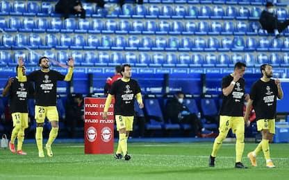 Alaves-Villarreal 2-1