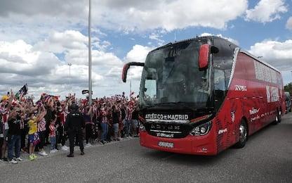 Atletico Madrid-Osasuna 2-1