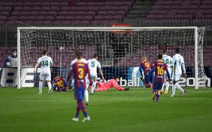 Barcellona-Elche 3-0