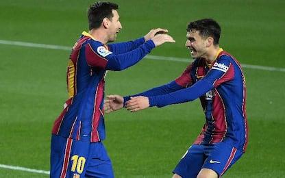 Barcellona-Getafe 5-2