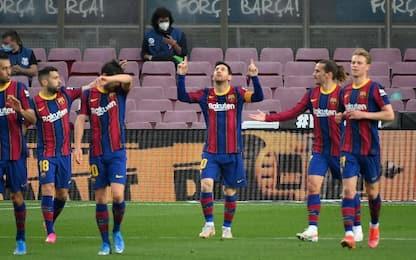 Barcellona-Granada 1-2