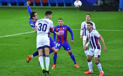 Eibar-Valladolid 1-1