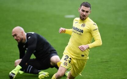 Eibar-Villarreal 1-3