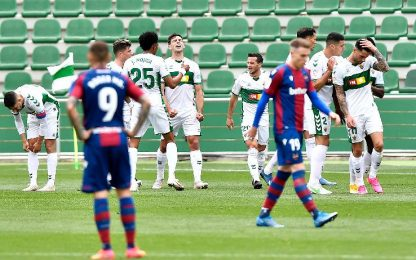 Elche-Levante 1-0