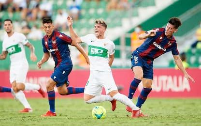 Elche-Levante 1-1