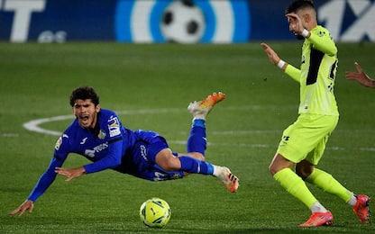 Getafe-Atletico Madrid 0-0