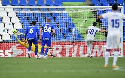 Getafe-Eibar 0-1