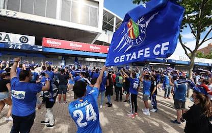 Getafe-Levante 2-1