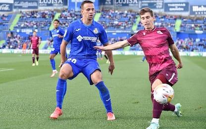 Getafe-Real Sociedad 1-1