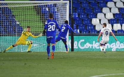 Getafe-Valladolid 0-1