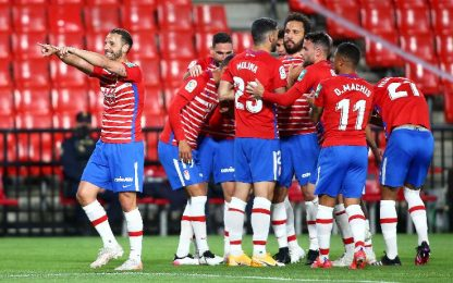 Granada-Eibar 4-1