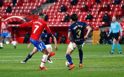 Granada CF-Osasuna 2-0