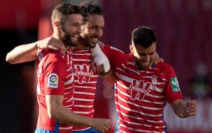 Granada CF-Real Sociedad 1-0