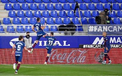 Huesca-Elche 3-1