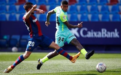 Levante-Granada CF 2-2