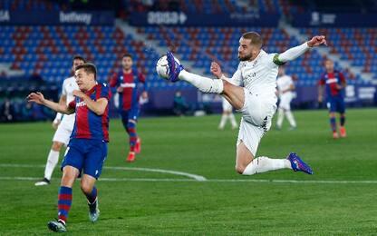 Levante-Huesca 0-2