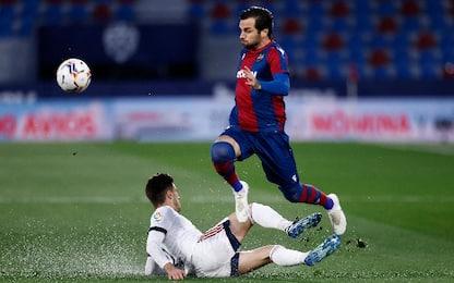 Levante-Osasuna 0-1