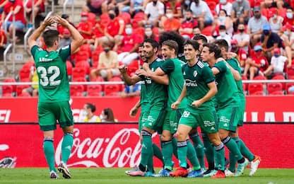 Maiorca-Osasuna 2-3