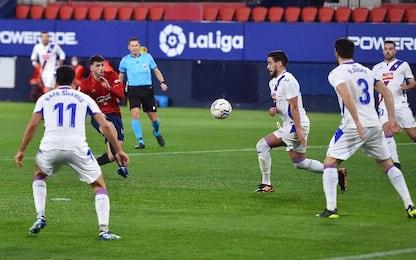 Osasuna-Eibar 2-1