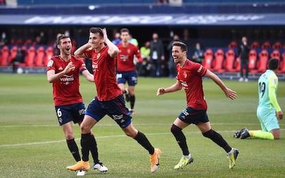 Osasuna-Granada CF 3-1