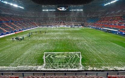 Osasuna-Real Madrid 0-0