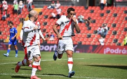 Rayo Vallecano-Getafe 3-0