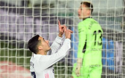 Real Madrid-Celta 2-0
