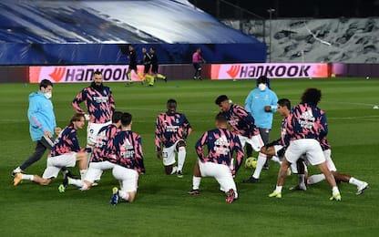 Real Madrid-Getafe 2-0
