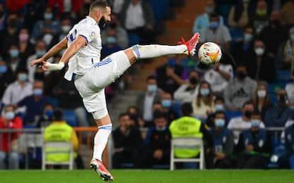 Real Madrid-Villarreal 0-0