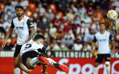 Valencia-Real Madrid 1-2